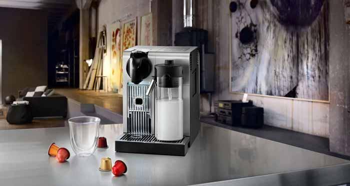 اسپرسوساز دلونگی مدل Lattissima Pro EN 750MB
