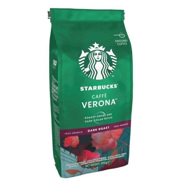پودر قهوه کافه ورونا استارباکس – ۲۰۰ گرم