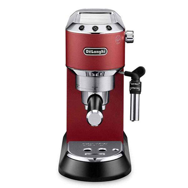Dedica Pump Espresso - Red EC 685.R