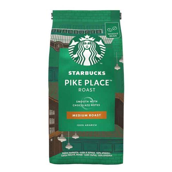 دانه قهوه استارباکس Pike Place