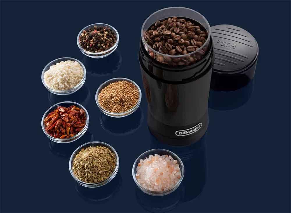 آسیاب قهوه دلونگی مدل KG200