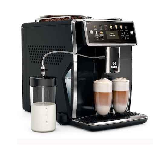 اسپرسو ساز سایکو ایتالیا Saeco Kaffeevollautomat SM7580/00 Xelsis