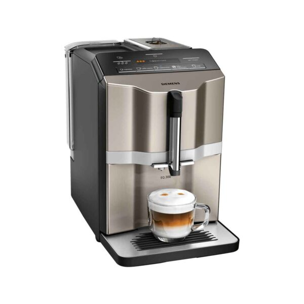 اسپرسو ساز زیمنس آلمان SIEMENS Kaffeevollautomat EQ.300 TI353504DE