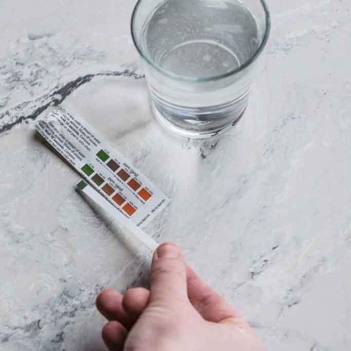 آب و دستگاه اسپرسوساز